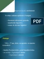 Hepatita A.