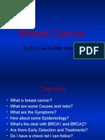 BreastCancer PPT