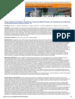 Biodisponibilidade de metais em sedimento