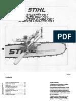 FG1_Manual Chain Sharpener