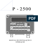 Manual Jundiaí SP-2500N