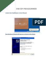 8051 Usb Isp Programmer