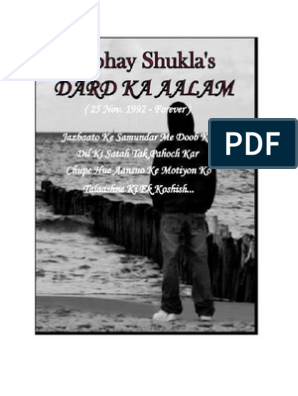 abhay shukla's dard ka aalam