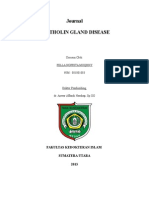 Journal Batolini Gland