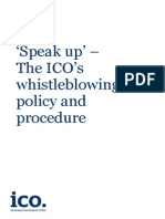 Whistleblowing Policy b