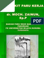 Dr Zainun Kuliah Paru Kerja 15 Mei 2012