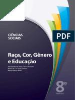Raca Cor Genero Educacao