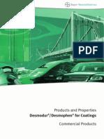 Broschüre Desmodur - Desmophen Commercial Products.pdf