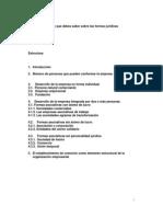 Guía Formas Jurídicas
