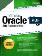 1Z0051 Oracle 11g SQL Fundamentals I