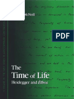 William McNeill the Time of Life Heidegger and Ethos 2006