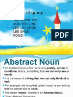 Abstract Nouns.ppt