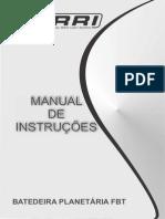 Manual Batedeira