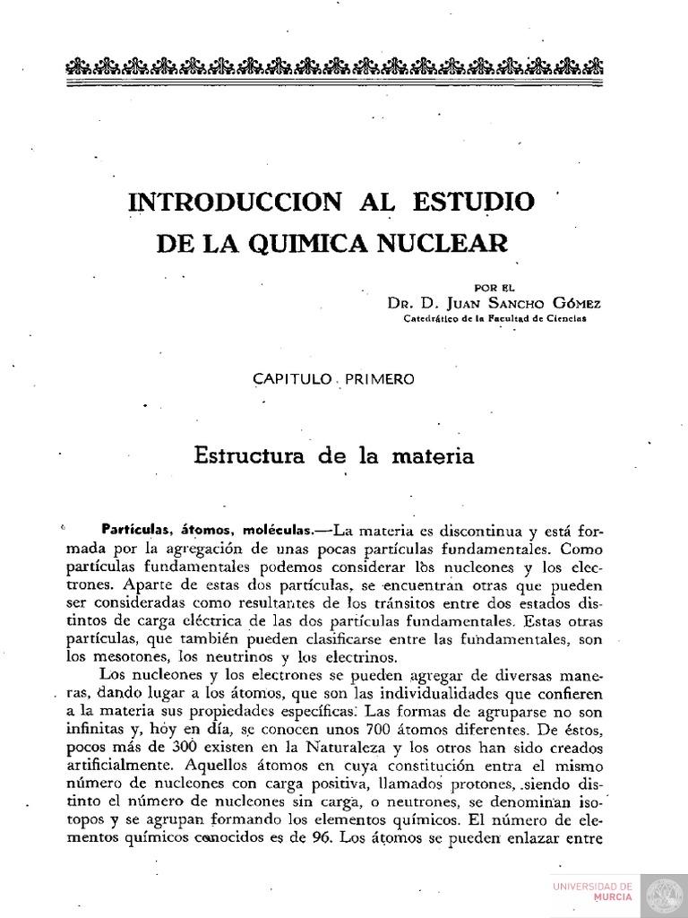 Hermosa QuÃmica Nuclear Hoja CapÃtulo 25 Galería - hojas de trabajo ...
