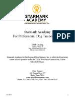Starmark Academy -Catalog