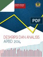 Deskripsi Analisis APBD 2014
