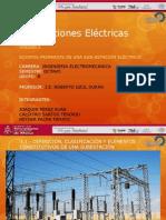 Subestaciones Electricas Unidad 1