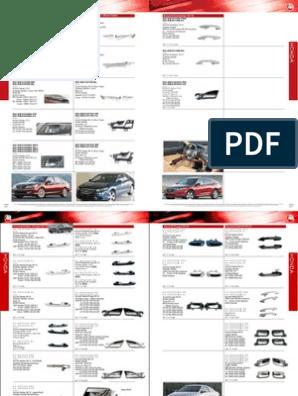 Rear Right Genuine Honda 8-94330-587-4 Door Handle