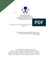 analisis juridico de Sentencia sobre violación de la Tutela Jurídica Efectiva.docx