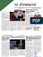 Liberty Newsprint  Jan-20-10