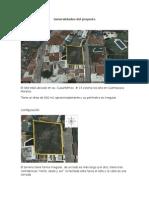Proyecto Casa Bioclimatica