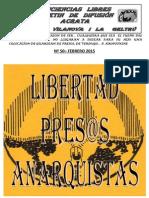Conciencias Libres Nº 50..