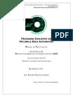 Manual de Prácticas CAD-CAM