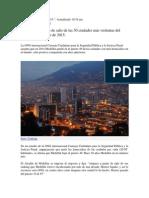Medellin a Un Paso de Salir Del Listado