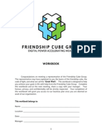 Friendship Cube Group Workbook