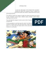 Introduccion Anime Ingles