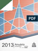 Anuario Estatistico 2013-2012 Ufpa