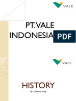The Mining Pt Vale