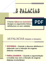 As Falácias