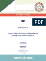 Handbook Sc b TAEMUN