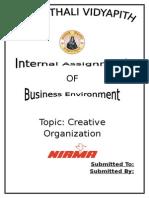 Creative Organisation