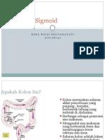 Referat CA Kolon Sigmoid