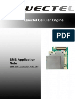 Quectel M10 SMS Application Note V1.0
