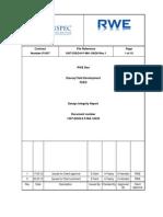 1007 DISQ 0 F MA 10030 Design Integrity Report