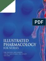 Illustrated Pharmacology for Nurses - Simonsen, Terje [SRG] (2)