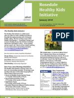 HKI Newsletter January 2010