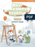 Our.discovery.island.starter.activity.book