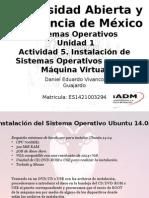 Instalacion Ubuntu 14 07022015