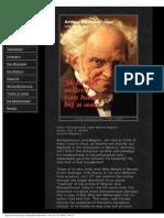 Schopenhauer and Wagner
