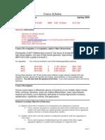 UT Dallas Syllabus for math2413.002.10s taught by Bentley Garrett (btg032000)