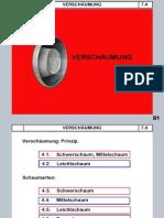 Luft- Druckluft-Schaum 2