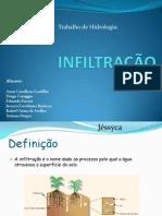 Infiltração - Slides