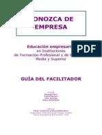 Facilitador- 9 Pasos Empresa - Sierra Exportadora