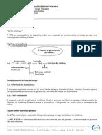 CURSO – OAB EXTENSIVO SEMANAL – Direito Tributário – Professor Sabbag – 15.10.09 – Aula n. 04