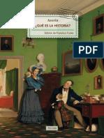 Qué Es La Historia - Azorín