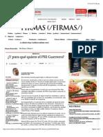 04-02-15 ¿Y para qué quiere el PRI Guerrero? - Grupo Milenio